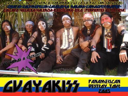 Guayakiss... ¡por dios!