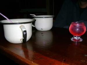 Las cervezas especiales y la sangre de drácula