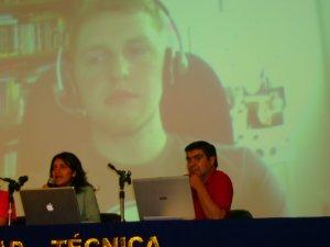 Videoconferencia con Matt Mullenweg
