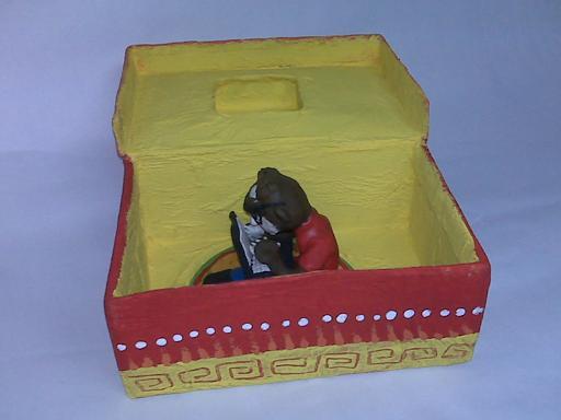 Gorgojo empacado