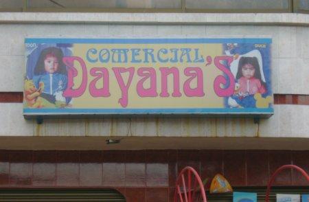 Comercial Dayana's