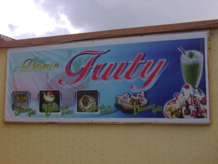 Dome Frutty