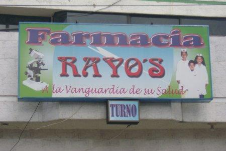 Farmacia Rayo's