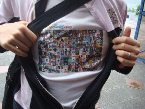 Camiseta EcuaTwitt barcampquito09